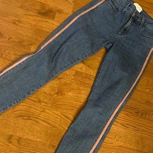 Parker Smith Side Striped Jeans